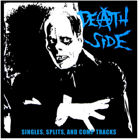 DEATH SIDE - The WIll Never Die 1987-1994 Double LP Collection