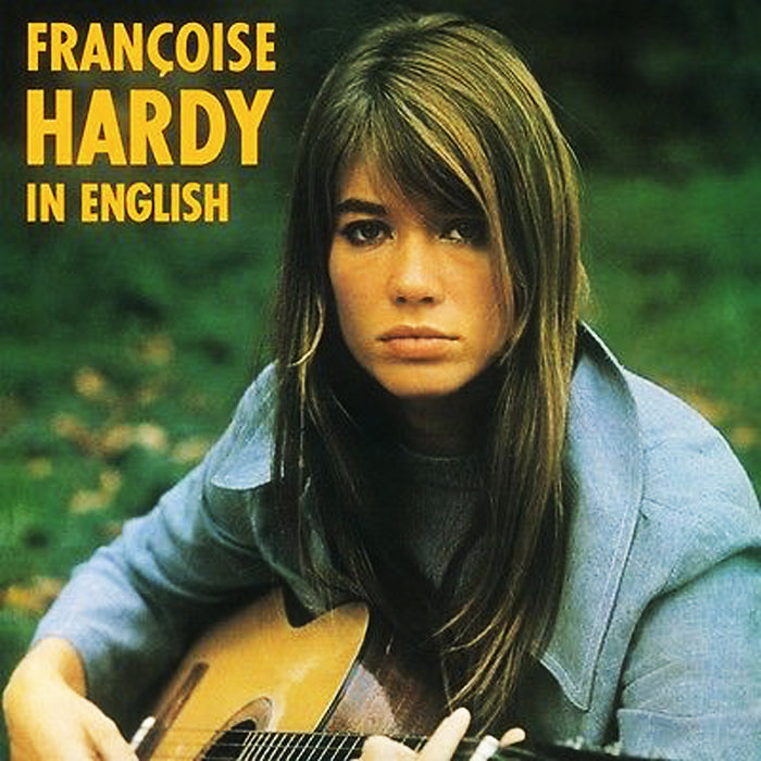 FRANÇOISE HARDY - In English LP