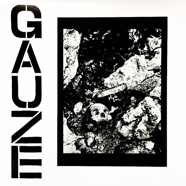 GAUZE - Equalizing Distort LP
