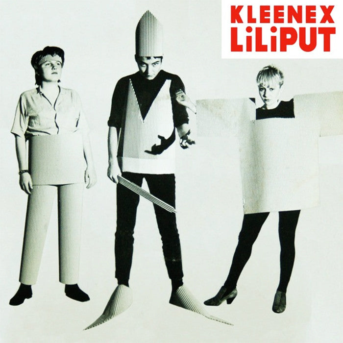 KLEENEX / LILIPUT - First Songs Double LP Collection