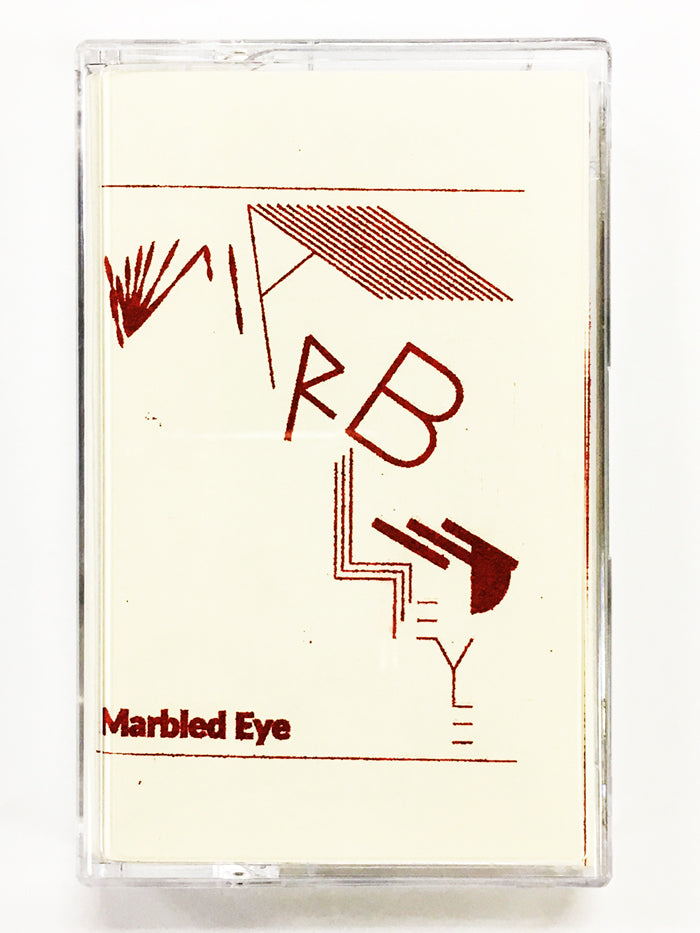 MARBLED EYE - S/T Cassette