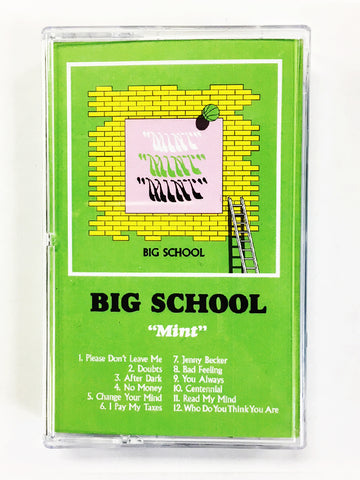 "BIG SCHOOL - ""Mint"" CS"