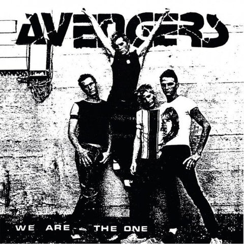 AVENGERS - We Are The One 7""
