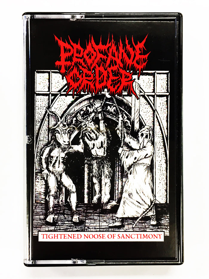 PROFANE ORDER - Tightened Noose of Sanctimony Cassette