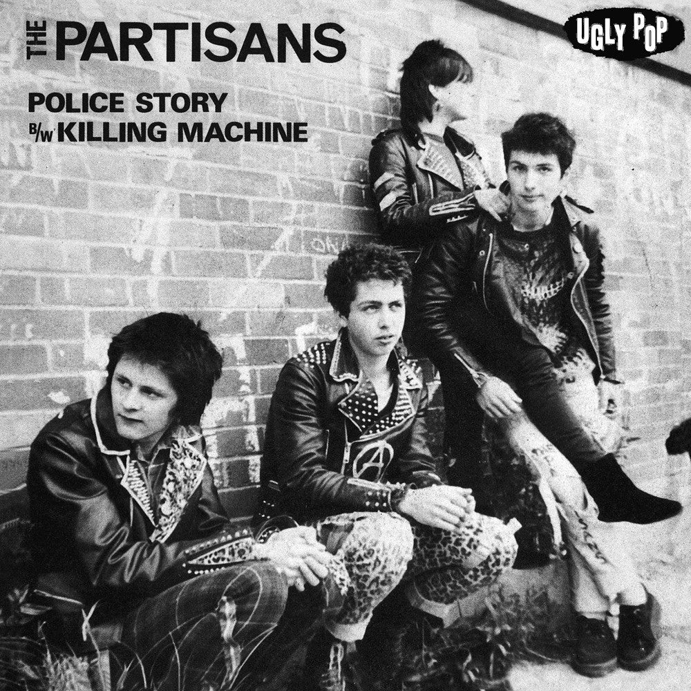 PARTISANS - Police Story 7""