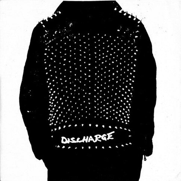 DISCHARGE - Realities of War 7""