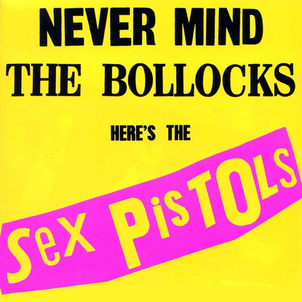 SEX PISTOLS - Never Mind The Bollocks, Here's The Sex Pistols LP
