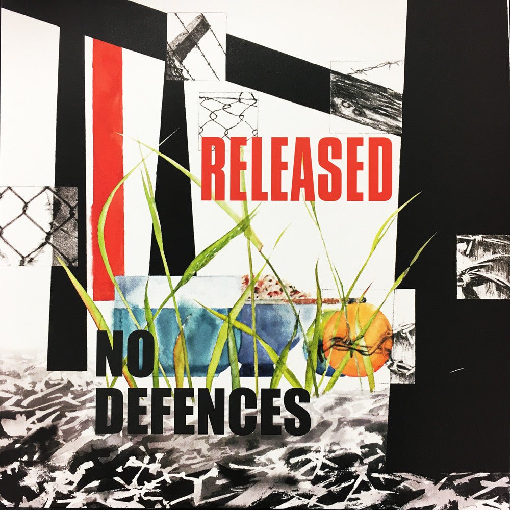 NO DEFENCES - Released LP
