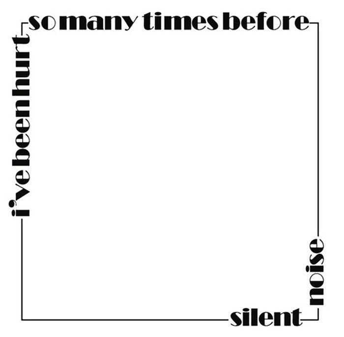 SILENT NOISE - I've Been Hurt So Many Times Before 7""