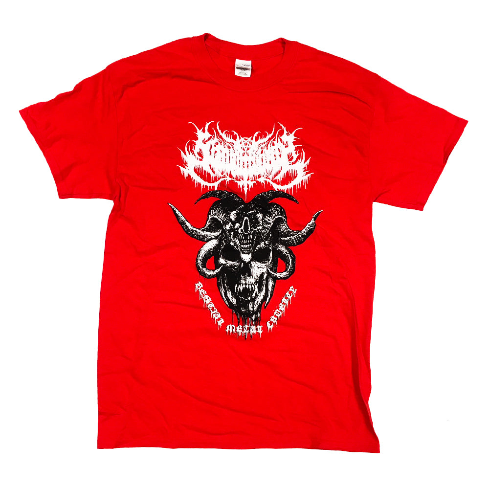 SLAUGHTBBATH - Bestial Metal Cruelty T-Shirt