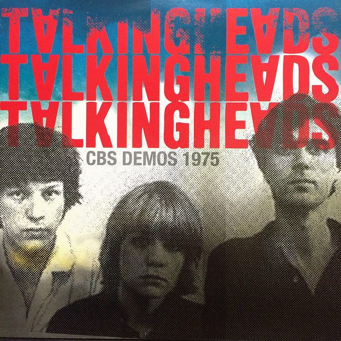 TALKING HEADS - CBS Demos 1975 LP