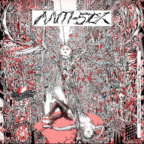 "ANTI-SEX – Un Mejor Futuro 12"" LP"