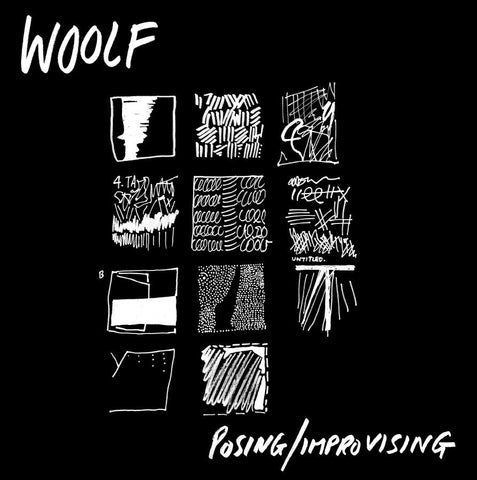 WOOLF - Posing/Improvising LP