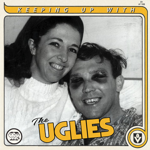 THE UGLIES - Keeping Up With LP
