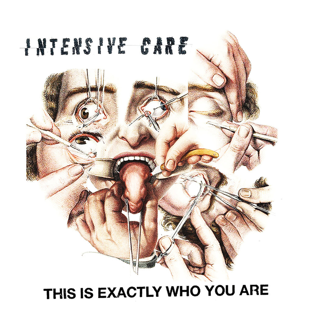 INTENSIVE CARE - This Is Exactly Who You Are 7""