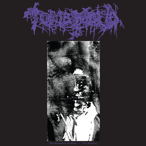 TOMB MOLD - The Bottomless Perdition / The Moulting 12″LP (Black Vinyl)