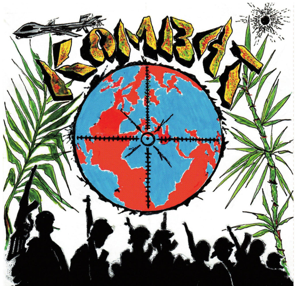 KOMBAT - In Death We Are All The Same 7""