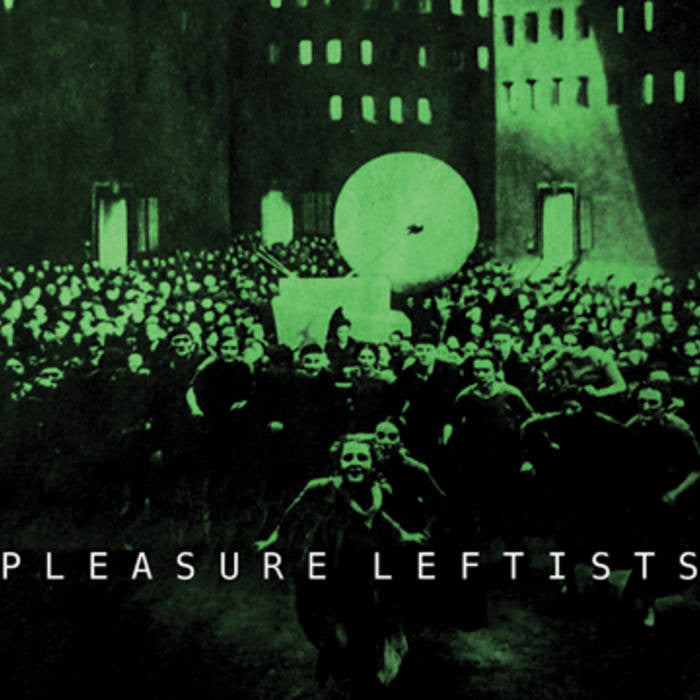 PLEASURE LEFTISTS - s/t LP (LAST COPY)