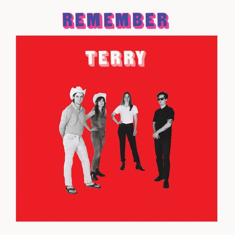 TERRY - Remember Terry LP