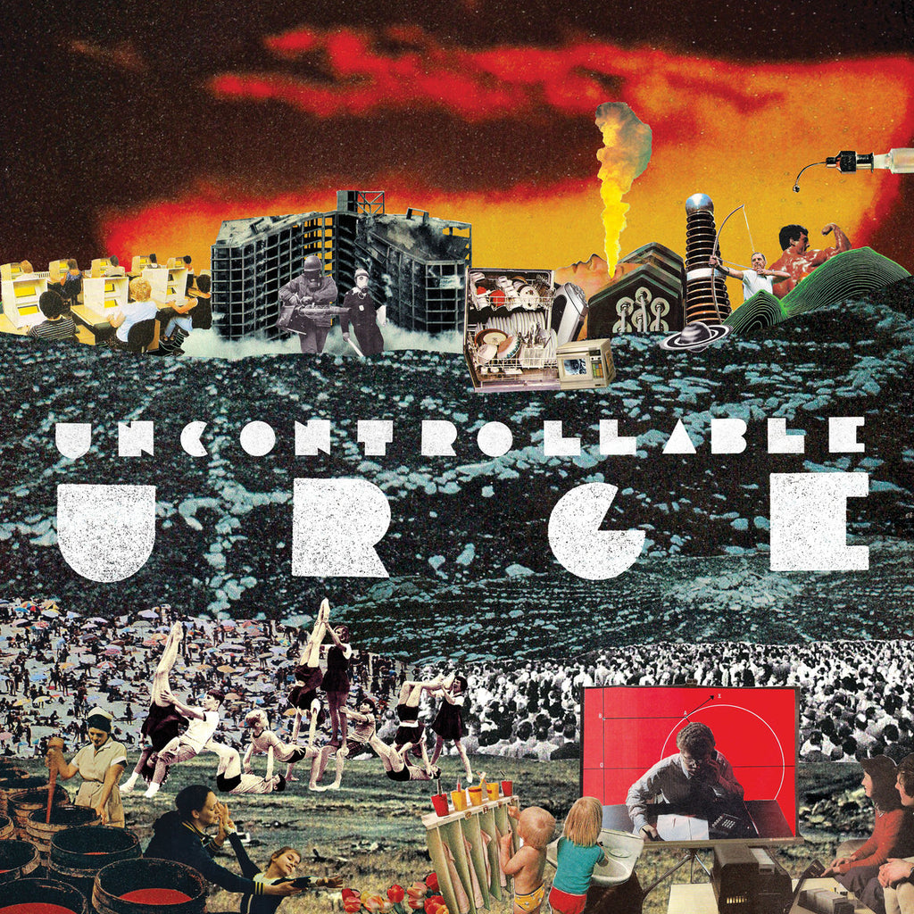 UNCONTROLLABLE URGE - S/T LP