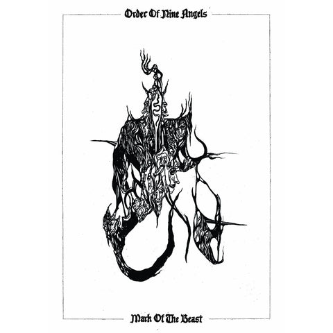 ORDER OF NINE ANGELS - Mark Of The Beast LP