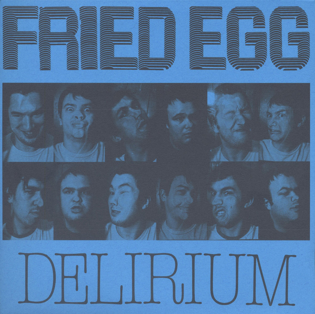 FRIED EGG - Delirium 7""