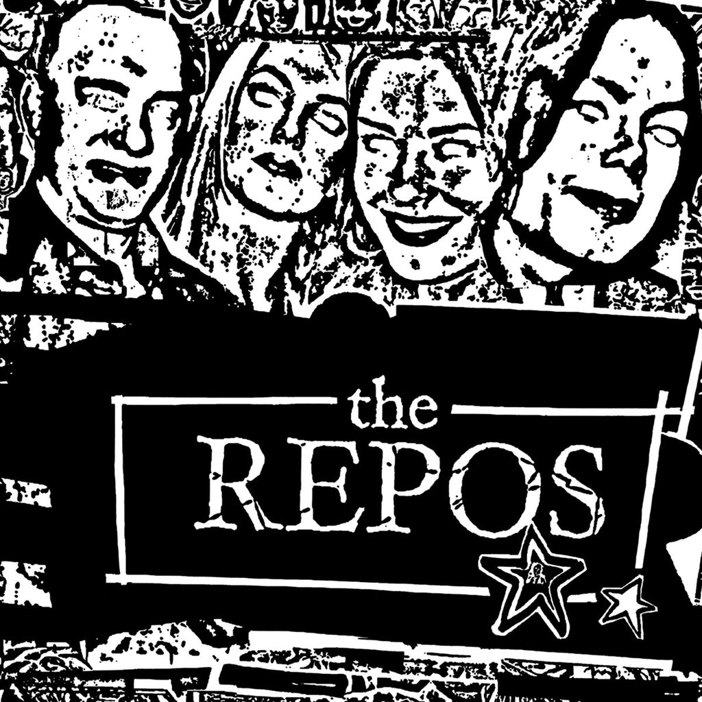 THE REPOS - S/T Remastered LP