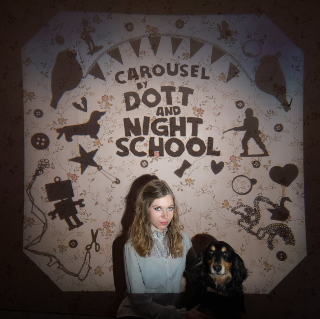 DOTT / NIGHT SCHOOL - Carousel Split 12""