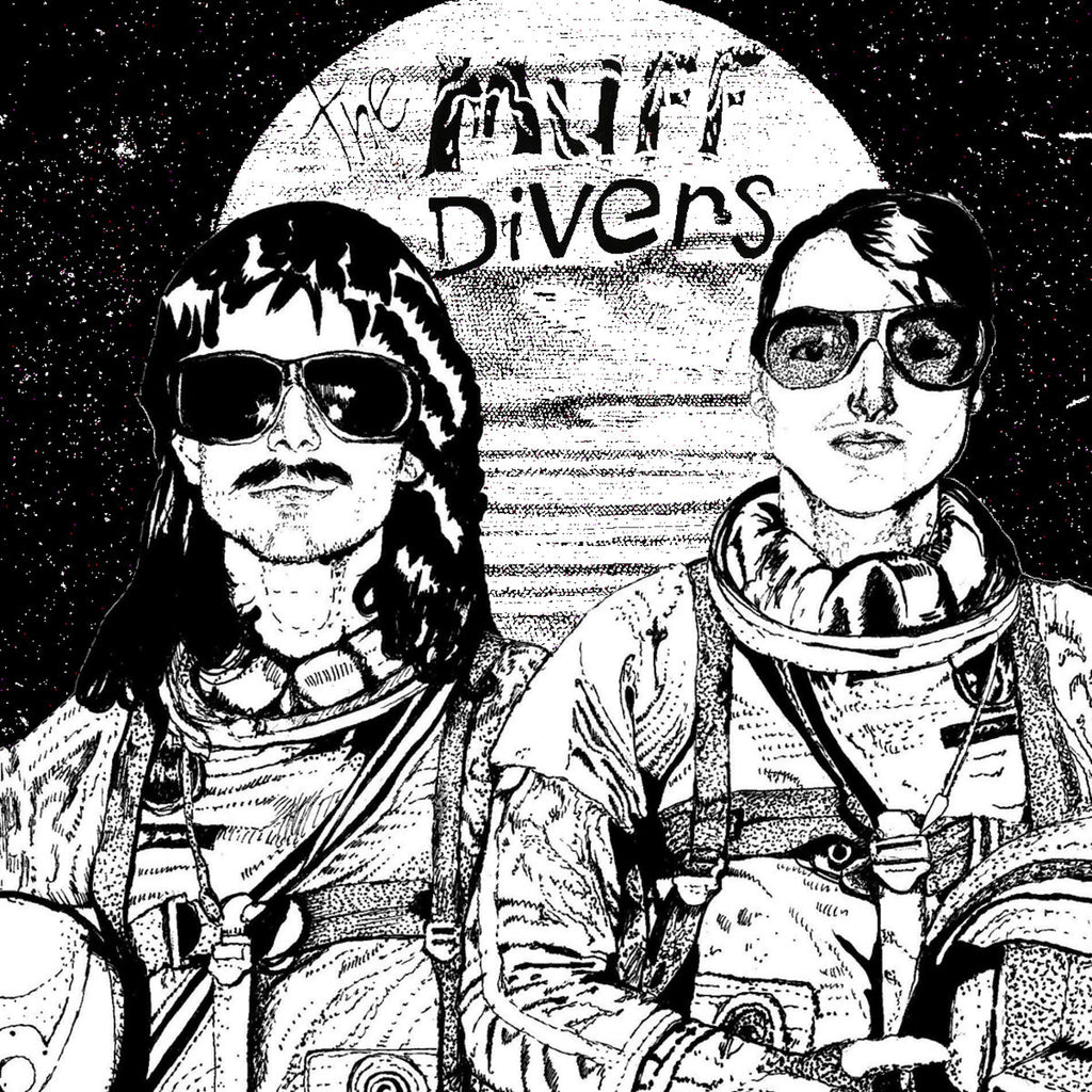 MUFF DIVERS - Dreams Of The Gentlest Texture LP