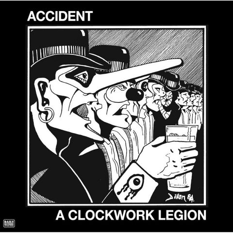 ACCIDENT - A Clockwork Legion LP