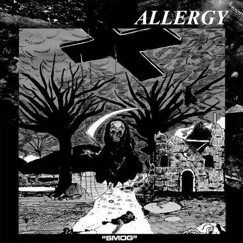 ALLERGY - Smog LP