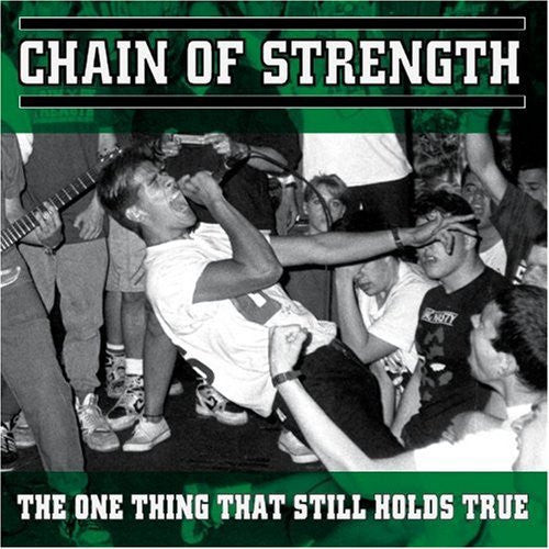 CHAIN OF STRENGTH - The One Thing That... LP