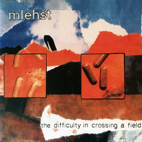 MLEHST - The Difficulty In Crossing A Field 2xLP