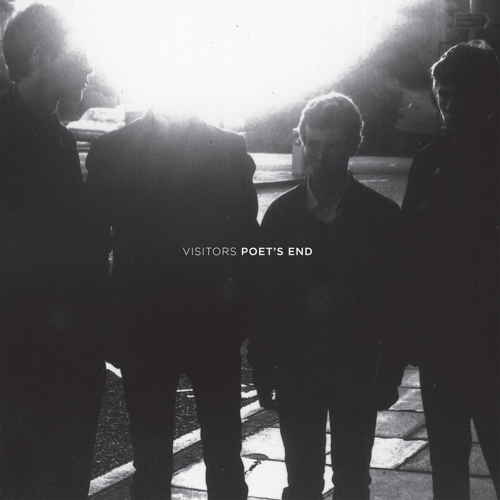 VISITORS - Poet's End LP