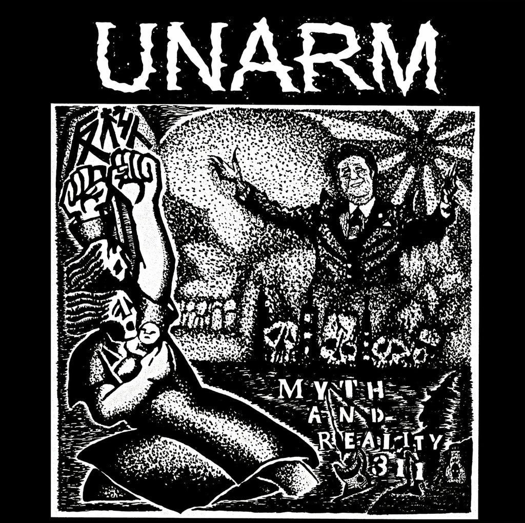 UNARM - Myth And Reality 311 LP