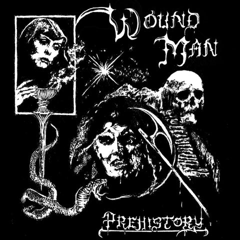 WOUND MAN - Prehistory 7""