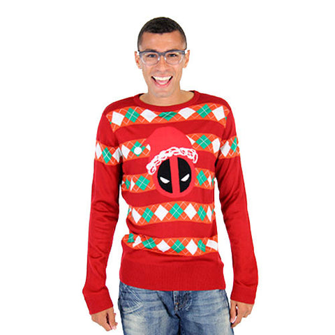 Deadpool Christmas Sweater