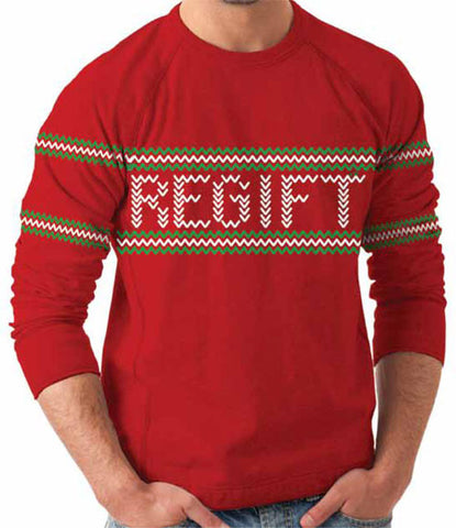 Regift Christmas Sweater