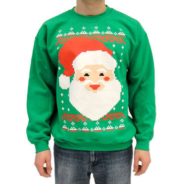 Big Santa Claus Sweatshirt