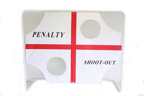 Traditional Garden Games 2 In 1 Penalty Shoot Out