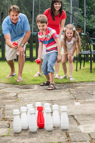 Traditional Garden Games Garden Skittles