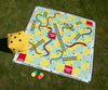 Traditional Garden Games Snakes and Ladders 2m x 2m