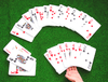 Traditional Garden Games Jumbo Playing Cards