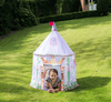 Traditional Garden Games Fairytale Princess Play Tent