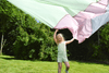 Traditional Garden Games NEW Giant Play Parachute