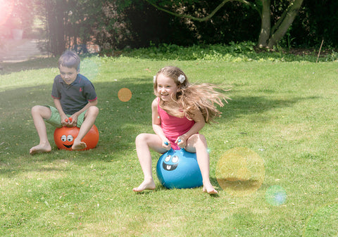 Traditional Garden Games Space Hopper