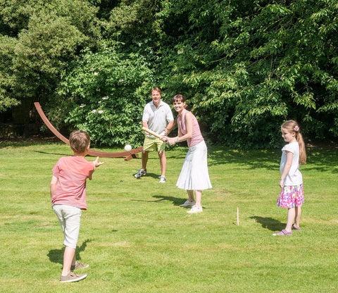 Traditional Garden Games Garden Rounders