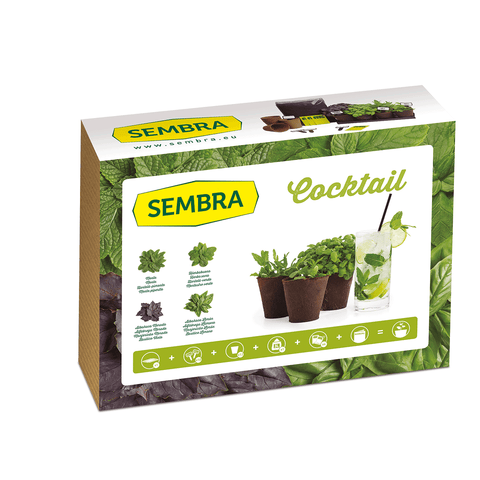 Traditional Garden Games SEMBRA Cocktail Kit
