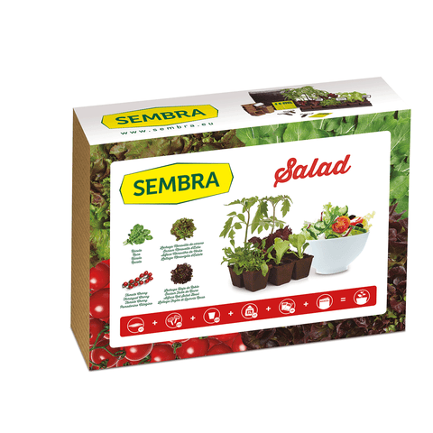 Traditional Garden Games Sembra Adult Salad Kit