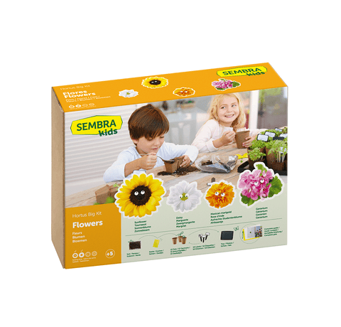 Traditional Garden Games BIG Summer Flowers Kit